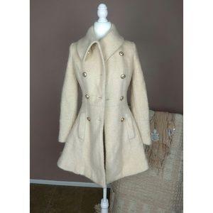 Guess Fantasy Steampunk Vintage-looking Coat B7
